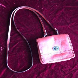 Authentic beautiful crossbody Coach purse